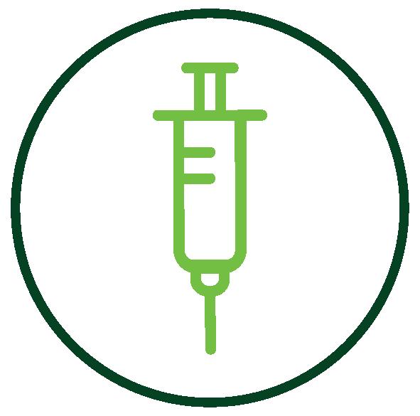 Servicio de vacunación Profamilia